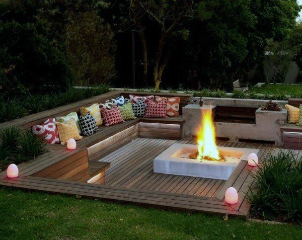top 60 best fire pit ideas heated backyard retreat designs rh nextluxury com outdoor fireplace kits for sale outdoor fireplace kits for sale uk