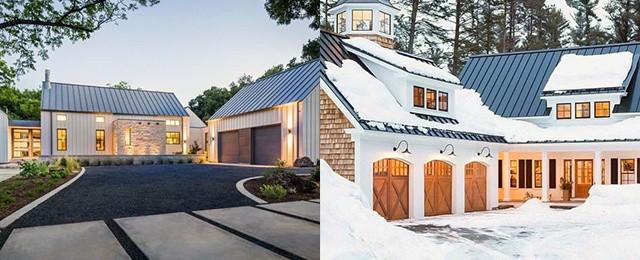 Outdoor Garage Lighting Ideas