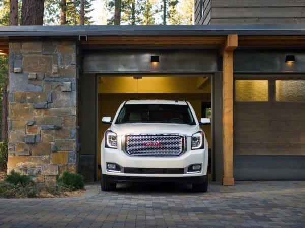 large garage lighting ideas | 50 Outdoor Garage Lighting Ideas - Exterior Illumination ...
