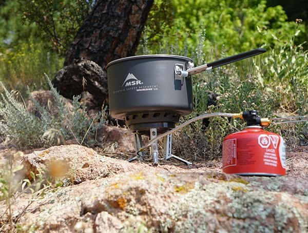 Outdoor Gear Test Msr Windburner Stove System Combo Review