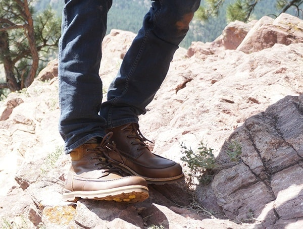 Outdoor Hiking With The North Face Bridgeton Chukka Boots