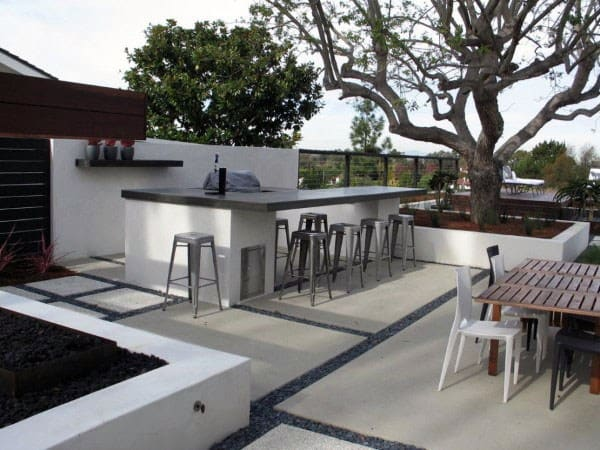 Outdoor Home Bar Ideas