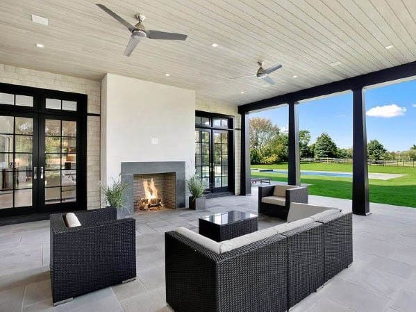 Outdoor Ideas For Patio Ceiling