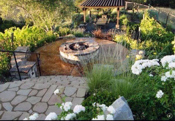 Outdoor Ideas For Patio Firepit