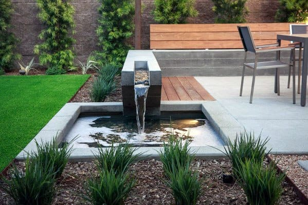 Outdoor Ideas Modern Patio