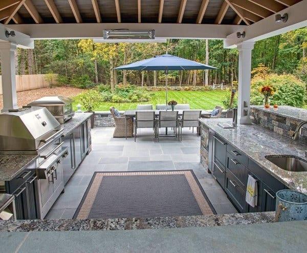 Outdoor Kitchen Design Inspiraiton