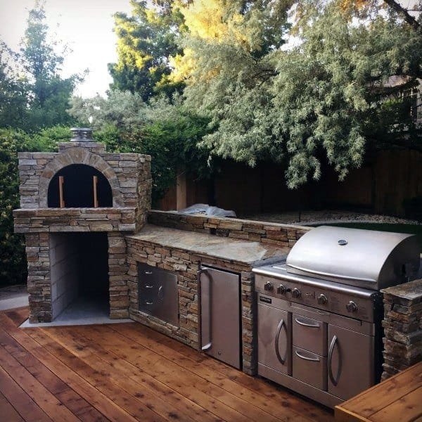 Top 60 Best Outdoor Kitchen Ideas Chef Inspired Backyard Designs