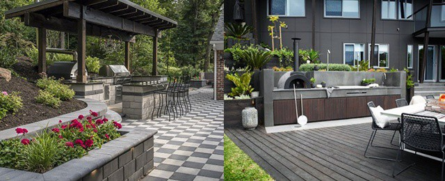 Outdoor Kitchen Ideas Backyard Designs