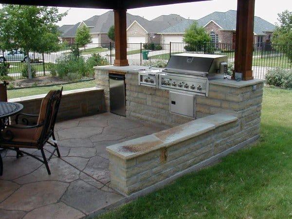 Outdoor Kitchen Modern Ideas