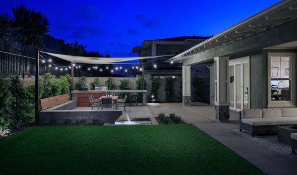 Outdoor Modern Patio Design