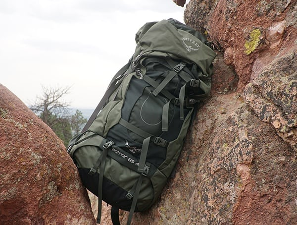Outdoor Osprey Aether Ag 85 Review Field Test