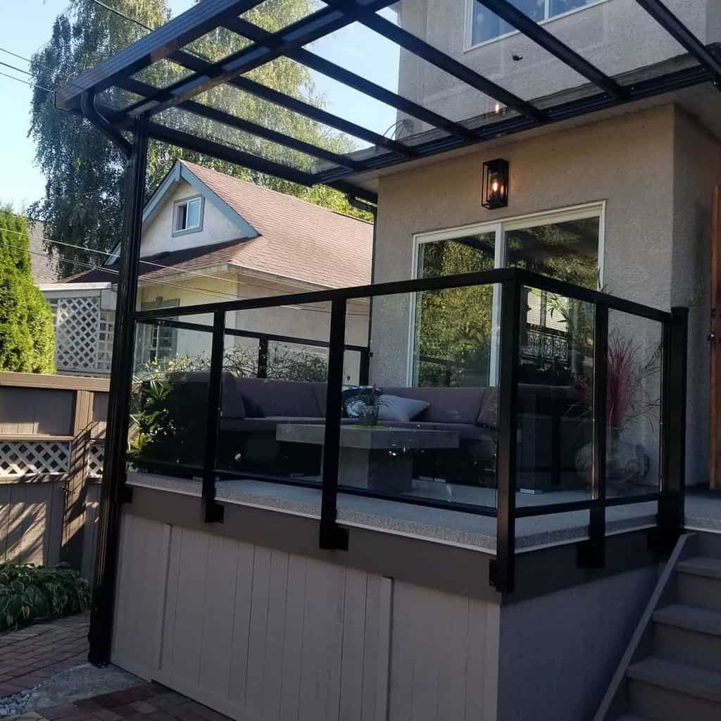 outdoor patio deck ideas horizonvinyl