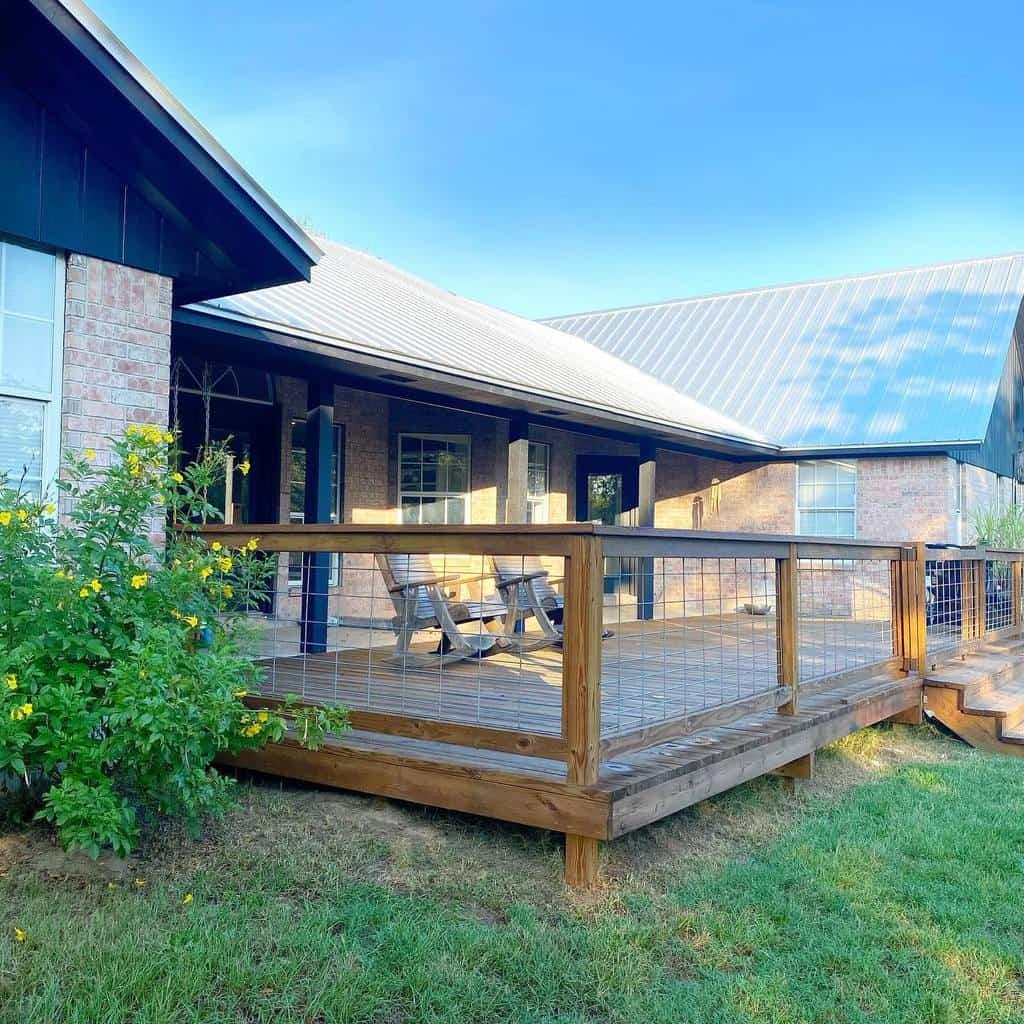 outdoor patio deck ideas themossfarmhouse