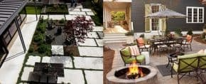 Top 60 Best Outdoor Patio Ideas – Backyard Lounge Designs