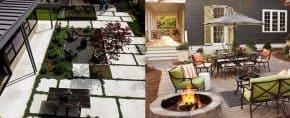 Top 60 Best Outdoor Patio Ideas – Backyard Lounge Designs