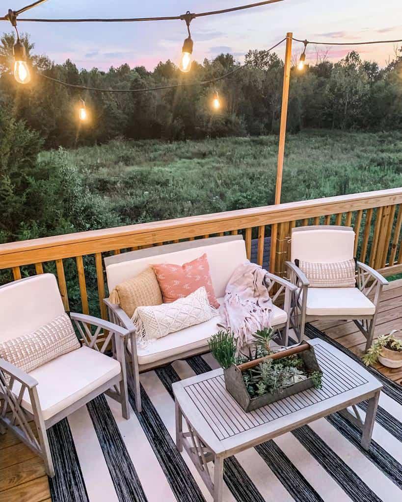 outdoor patio lighting ideas kristina.roy