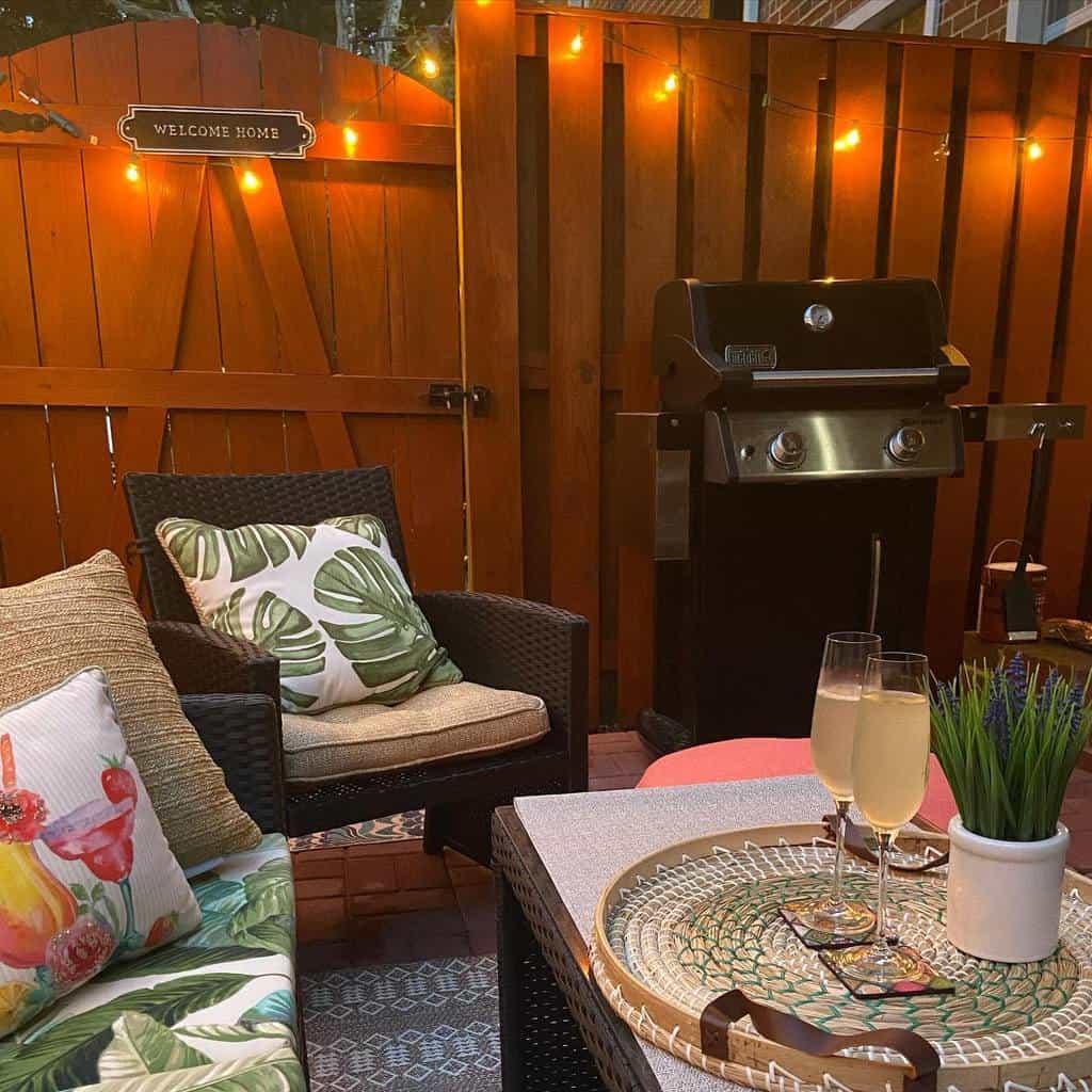 outdoor patio lighting ideas littlenovahome