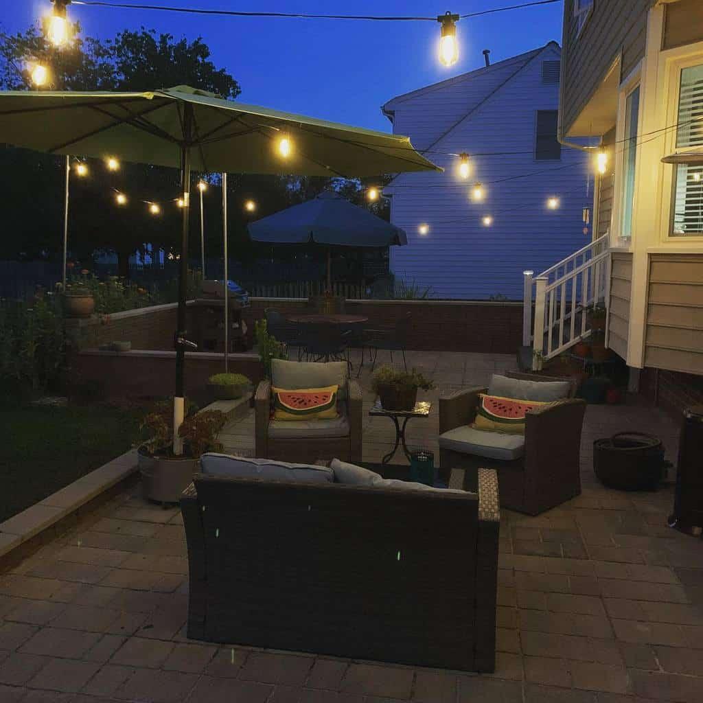outdoor patio lighting ideas vttd2000