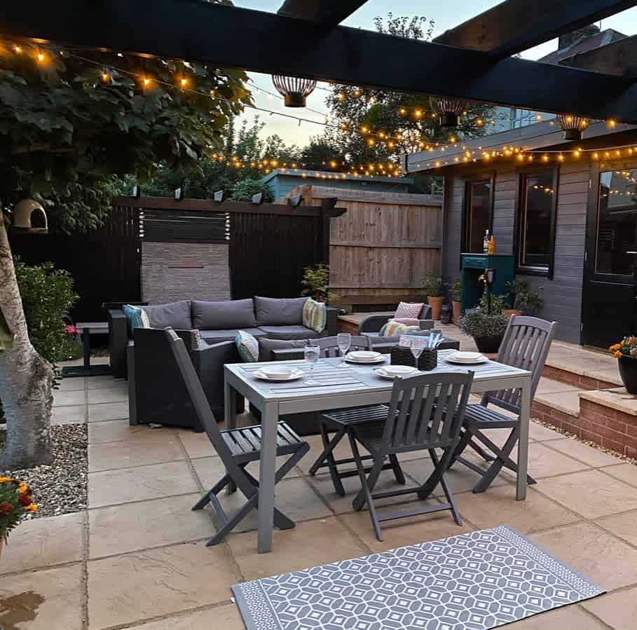 outdoor patio privacy ideas myhomestyle31