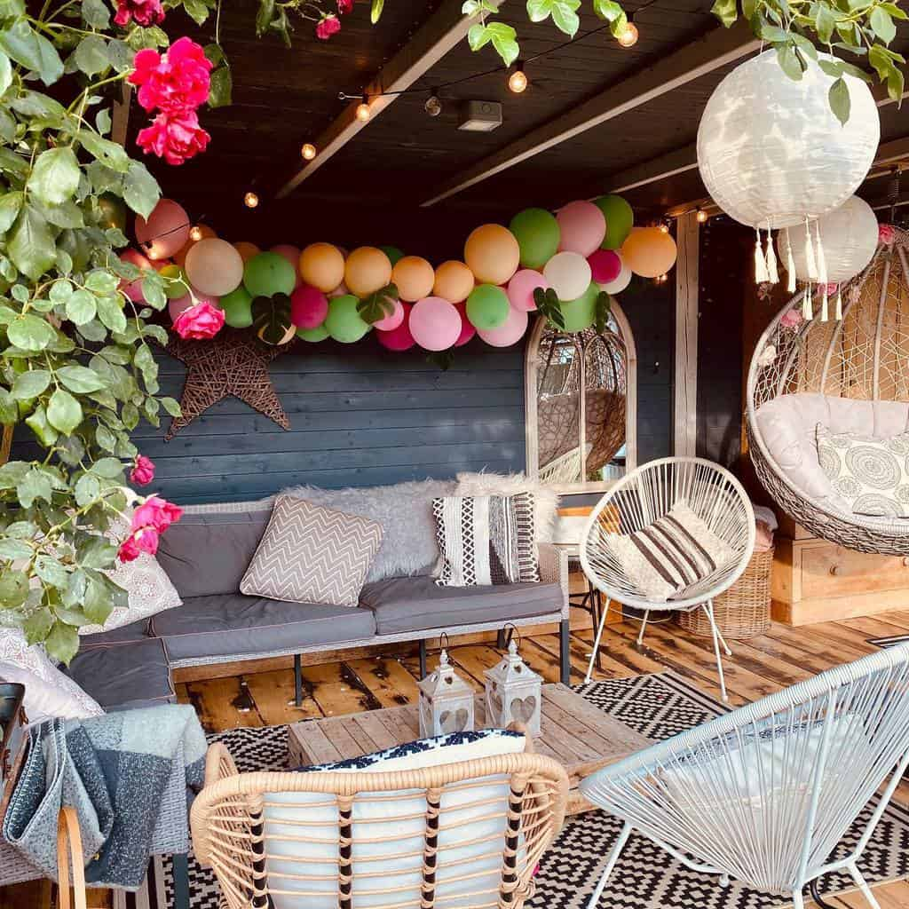 outdoor patio shade ideas shulashouse