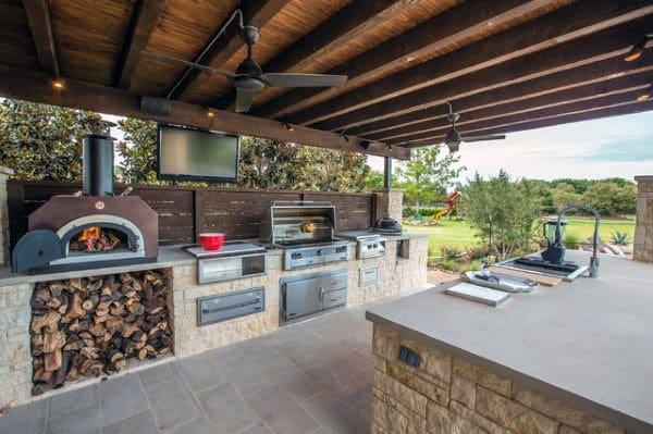 Outdoor Pavilions Backyard Ideas