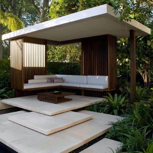 Outdoor Pavillion Backyard Designs