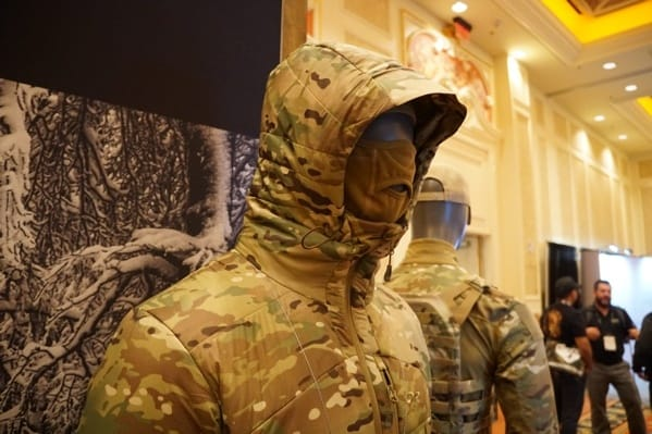 Outdoor Research Colossus Jacket Multicam Shot Show 2018