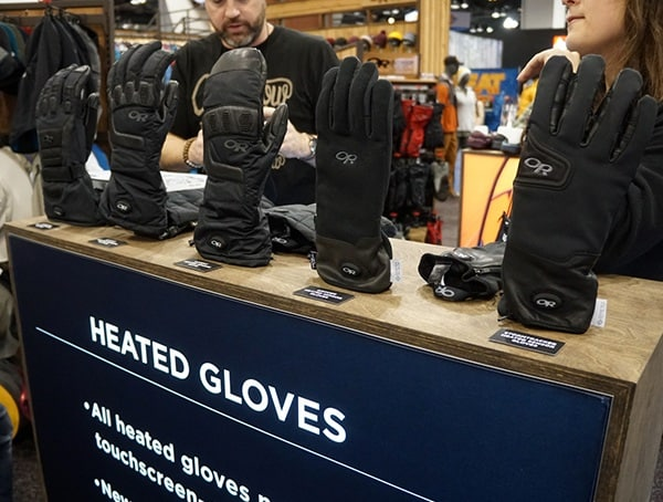 Outdoor Research Heated Gloves