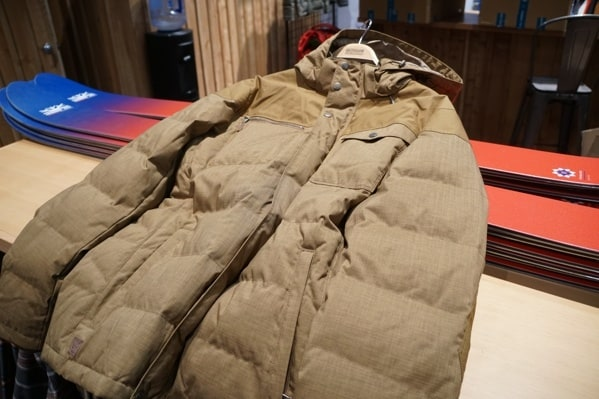 Outdoor Research Tan Insulated Coat