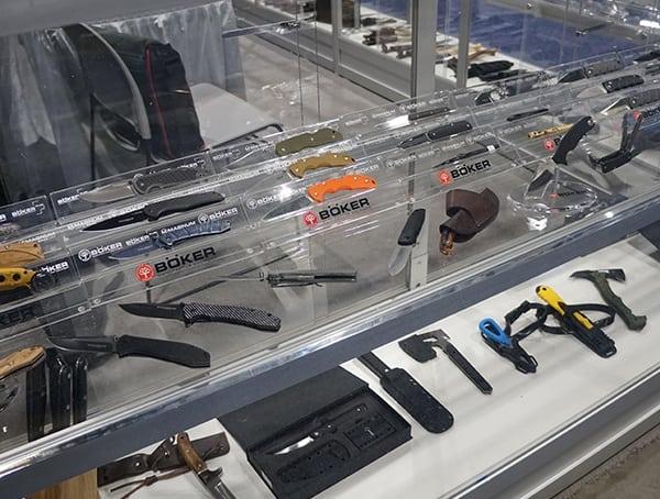 Outdoor Retailer Boker Knives