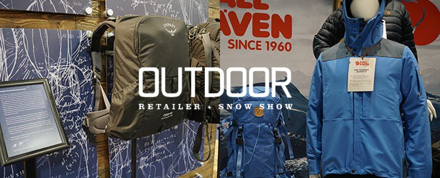 Outdoor Retailer + Snow Show 2018 – Denver, Colorado Convention