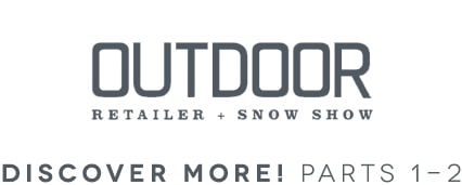 Outdoor Retailer Snow Show 2018 Expo