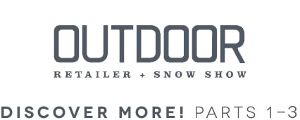 Outdoor Retailer Snow Show 2019 Discover More
