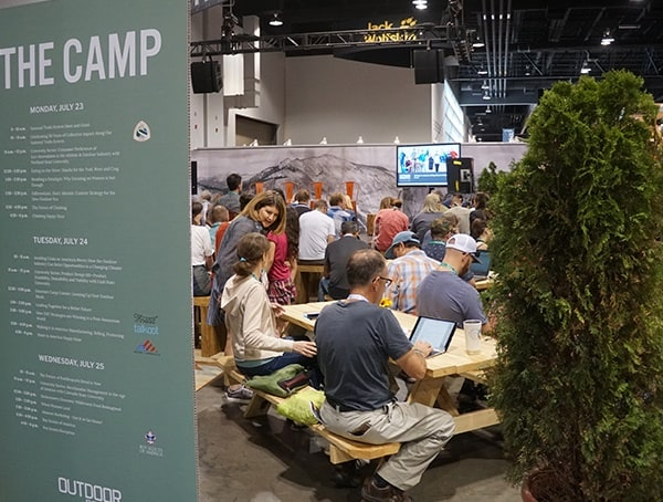 Outdoor Retailer Summer Market 2018 The Camp Education