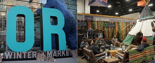 Outdoor Retailer Winter Market 2018 Denver Colorado