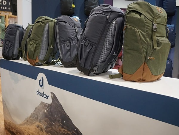 Outdoor Retailer Winter Market 2018 Deuter Pack Collection