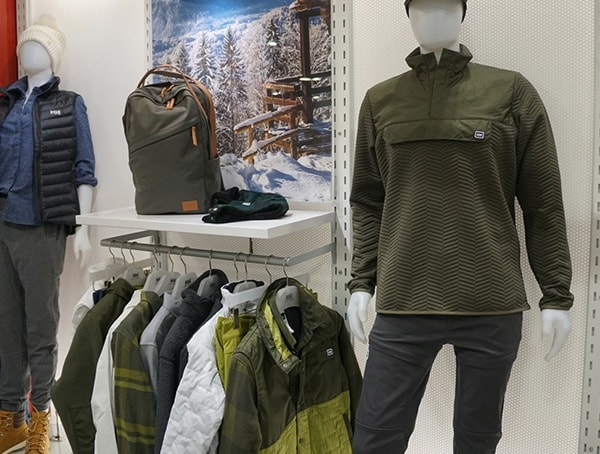 Outdoor Retailer Winter Market 2018 Helly Hansen Mens Collection