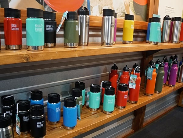 Outdoor Retailer Winter Market 2018 Klean Kanteen Water Bottle Collection
