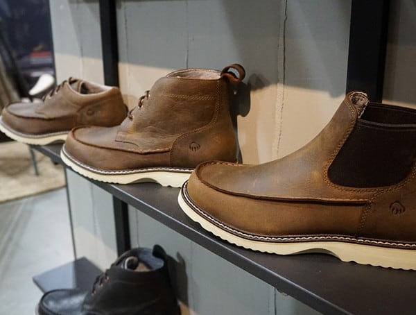 Outdoor Retailer Winter Market 2018 Wolverine Boots