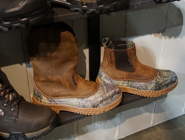 Outdoor Retailer Winter Market 2018 Wolverine Hunting Duck Boots