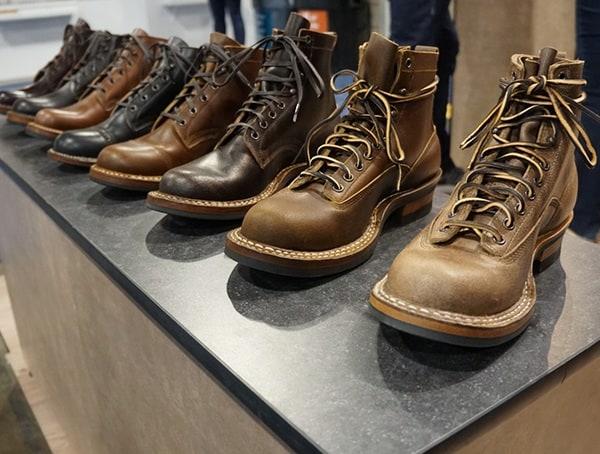 Outdoor Retailer Winter Market Mens Leather Dress Boots