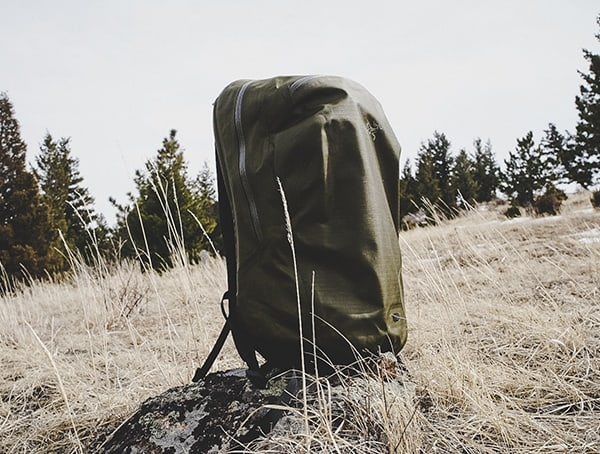 Outdoor Review Arcteryx Granville 16 Zip Backpack
