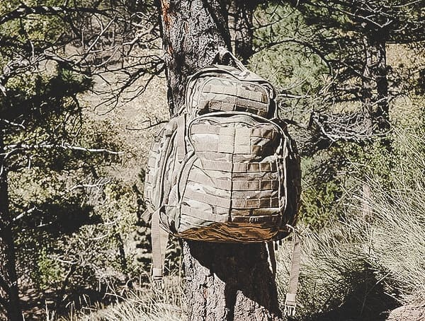 Outdoor Review Multicam 5 11 Rush72 Backpack