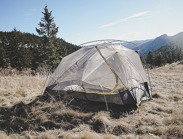 Outdoor Reviews Sierra Designs Sweet Suite 3 Tent For Camping In The Wild