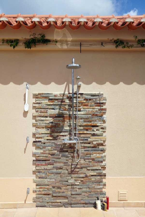Outdoor Ideas For Shower