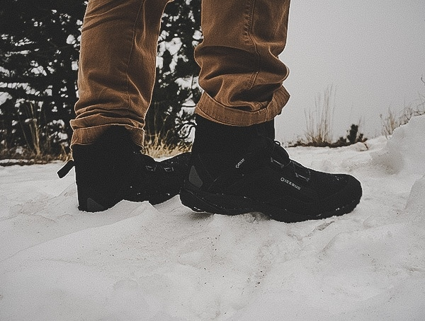 Outdoor Winter Review Mens Boots Icebug Walkabout Bugrip Gore Tex
