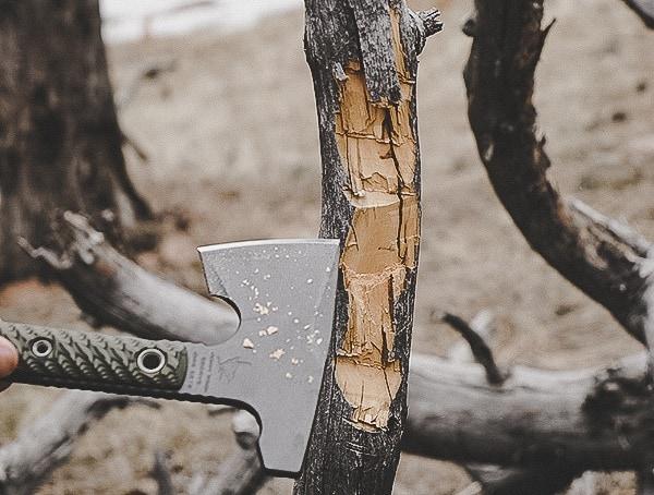 Outdoor Woods Review Rmj Tactical Jenny Wren Tomahawk