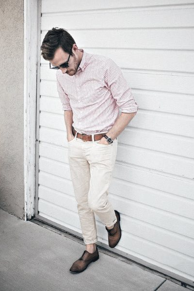 Outfit Ideas For Gentlemen Casual Wear Style