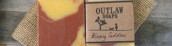 Outlaw Soaps Blazing Saddles