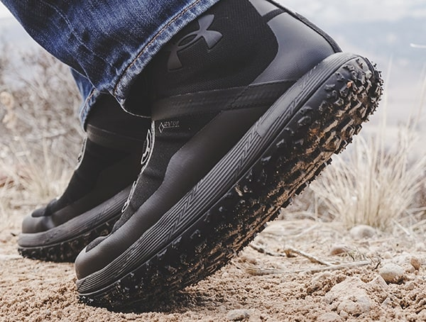 Outsole Grip Mens Under Armour Fat Tire Gore Tex Hiking Boots Review